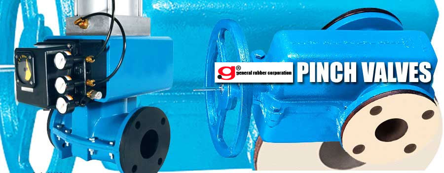 General Rubber Pinch Valves - External Link